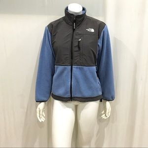 The North Face Womans Blue Denali Jacket